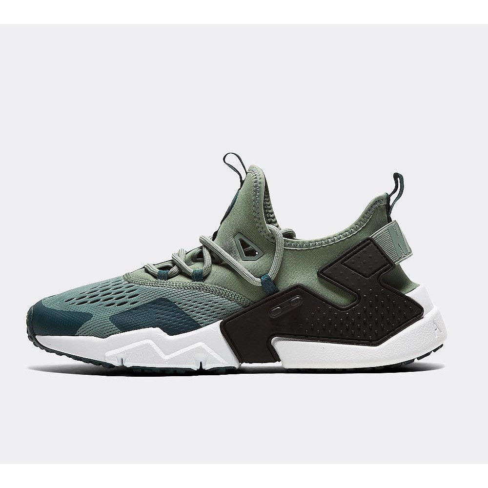 ナイキ メンズ シューズ・靴 スニーカー【Air Huarache Drift Breathe Trainer】Anthracite Grey / White