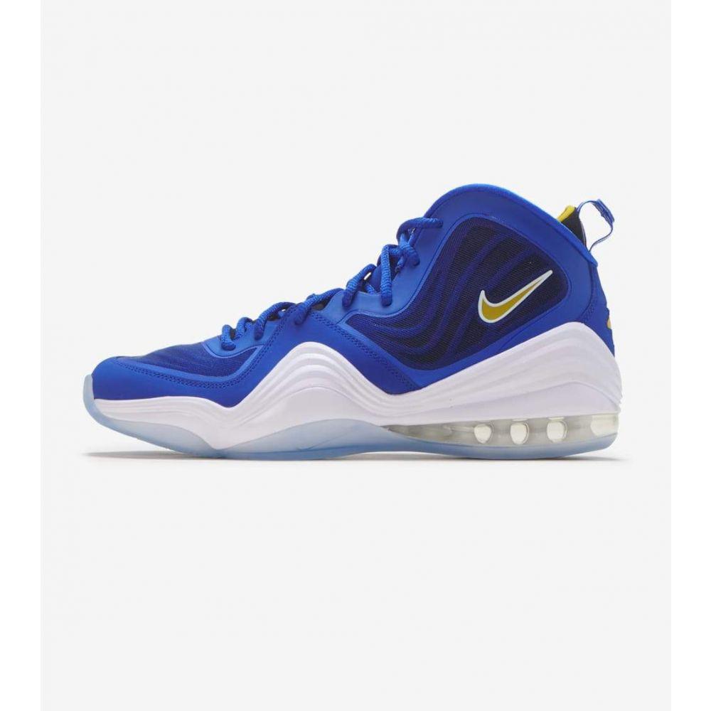 ナイキ Nike メンズ スニーカー シューズ・靴【Air Penny V Blue Chips】Royal/Yellow/White