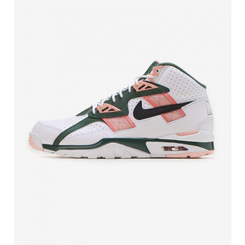ナイキ Nike メンズ フィットネス・トレーニング スニーカー シューズ・靴【Air Trainer SC HI Pink Quartz】White/Black/Pink