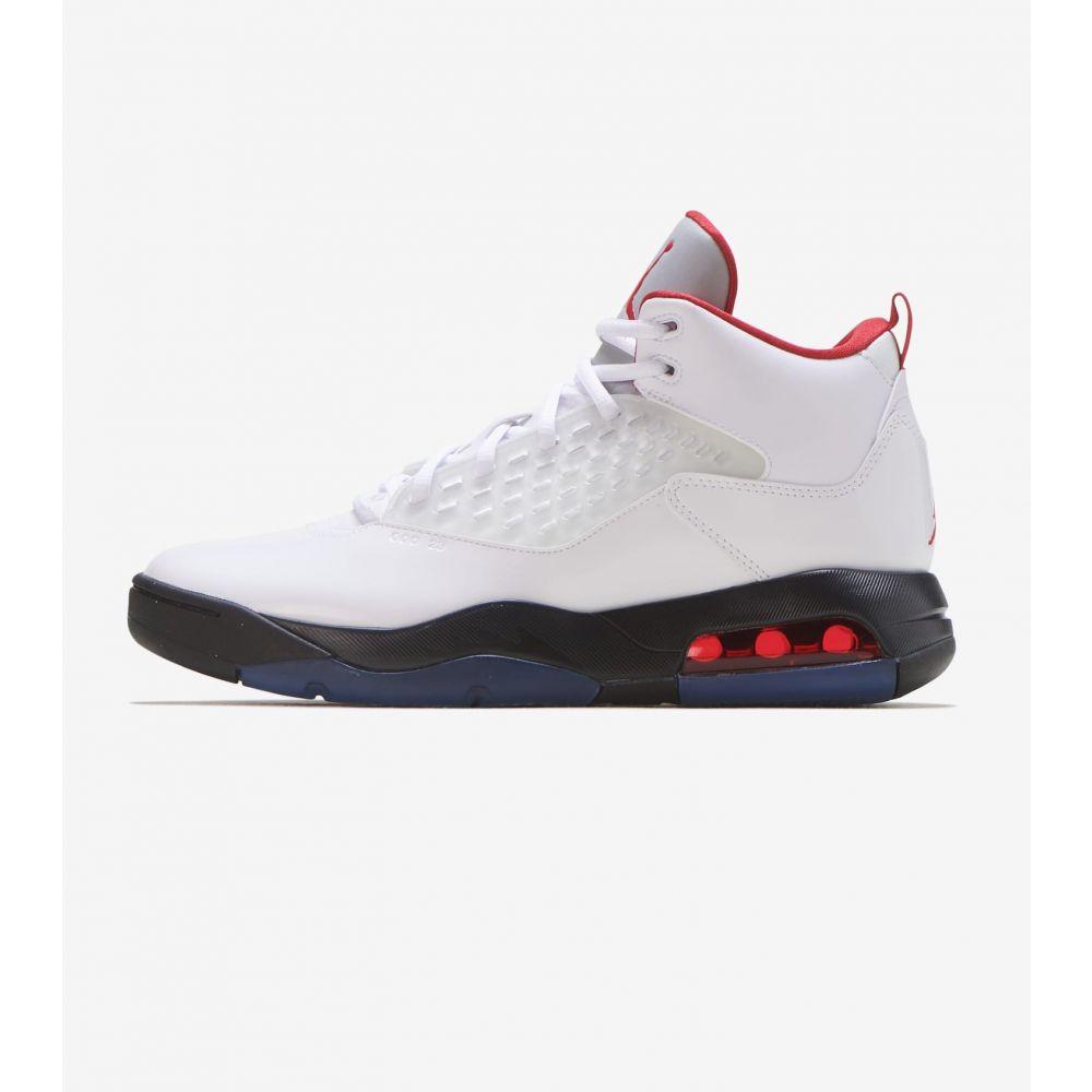 ナイキ ジョーダン Jordan メンズ フィットネス・トレーニング シューズ・靴【Maxin 200】White/Red/Black