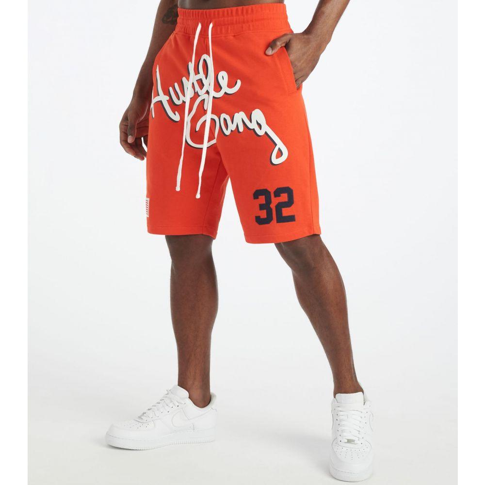 ハッスルギャング Hustle Gang メンズ ショートパンツ ボトムス・パンツ【Serious Shorts】Cherry Tomato