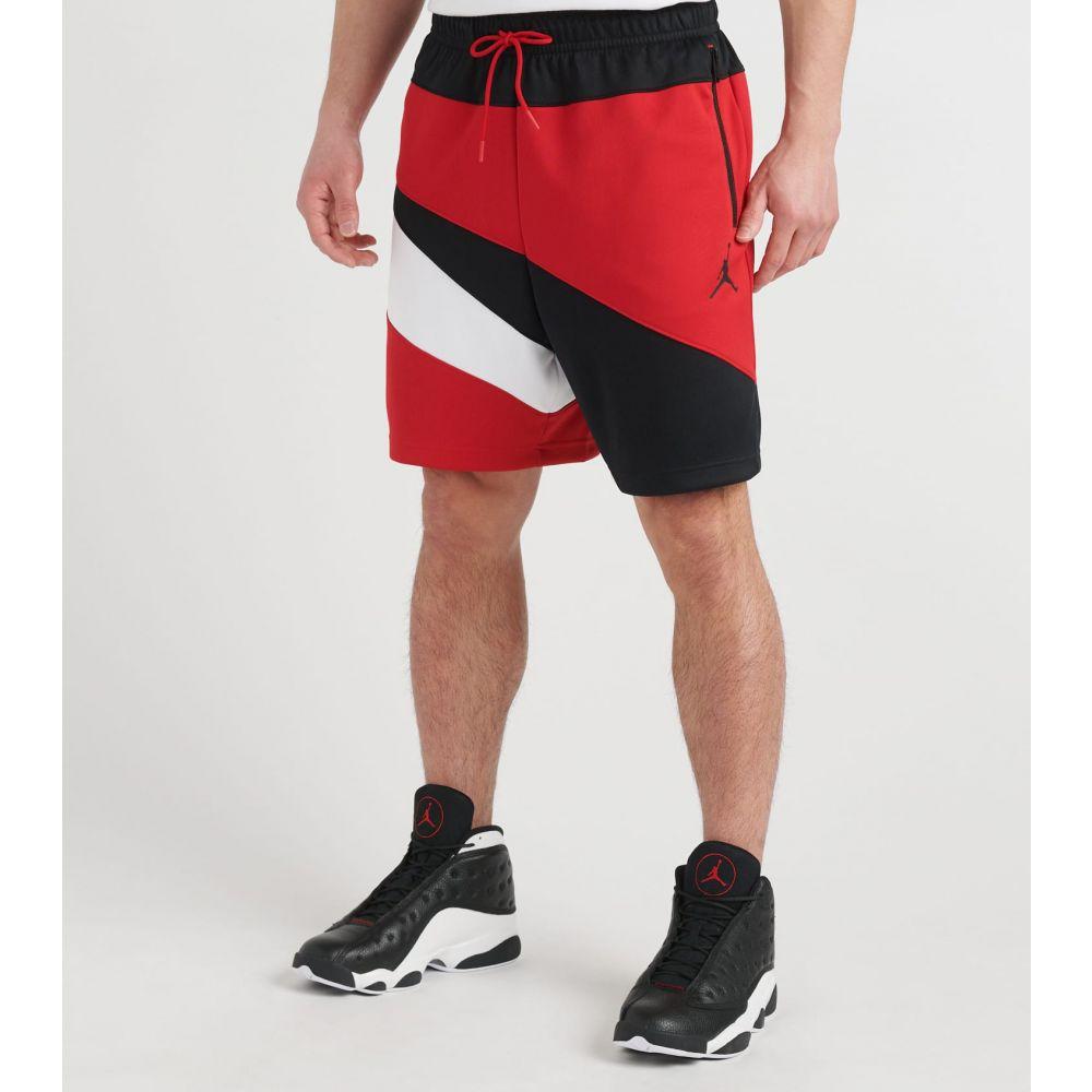 ナイキ ジョーダン Jordan メンズ ショートパンツ ジャンプマン ボトムス・パンツ【Jumpman Tricot Shorts】Gym Red/Black