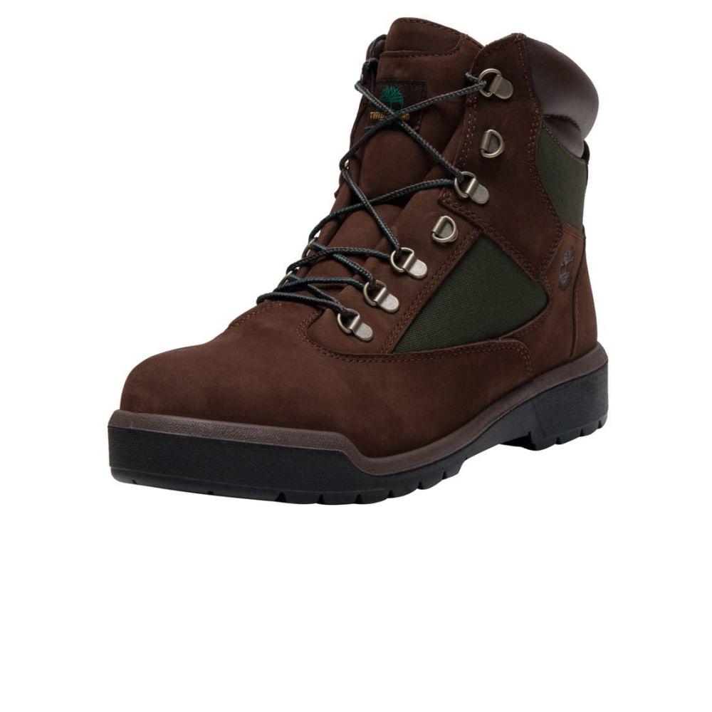 ティンバーランド Timberland メンズ ブーツ フィールドブーツ シューズ・靴【6 Field Boot】Brown/Green