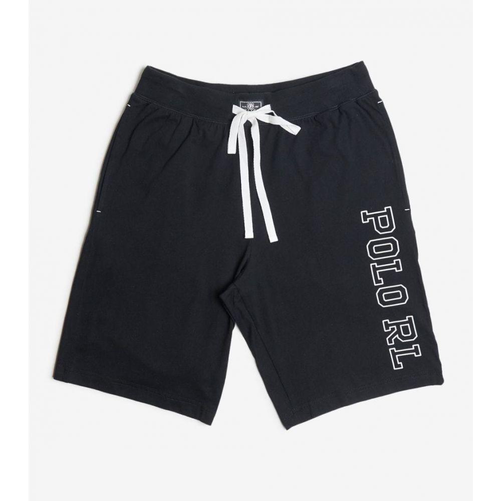 ポロ Polo メンズ ショートパンツ ボトムス・パンツ【Logo Shorts】Polo Black