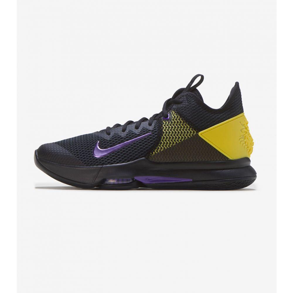 ナイキ Nike メンズ スニーカー シューズ・靴【Zoom Witness IV】Black/Multi