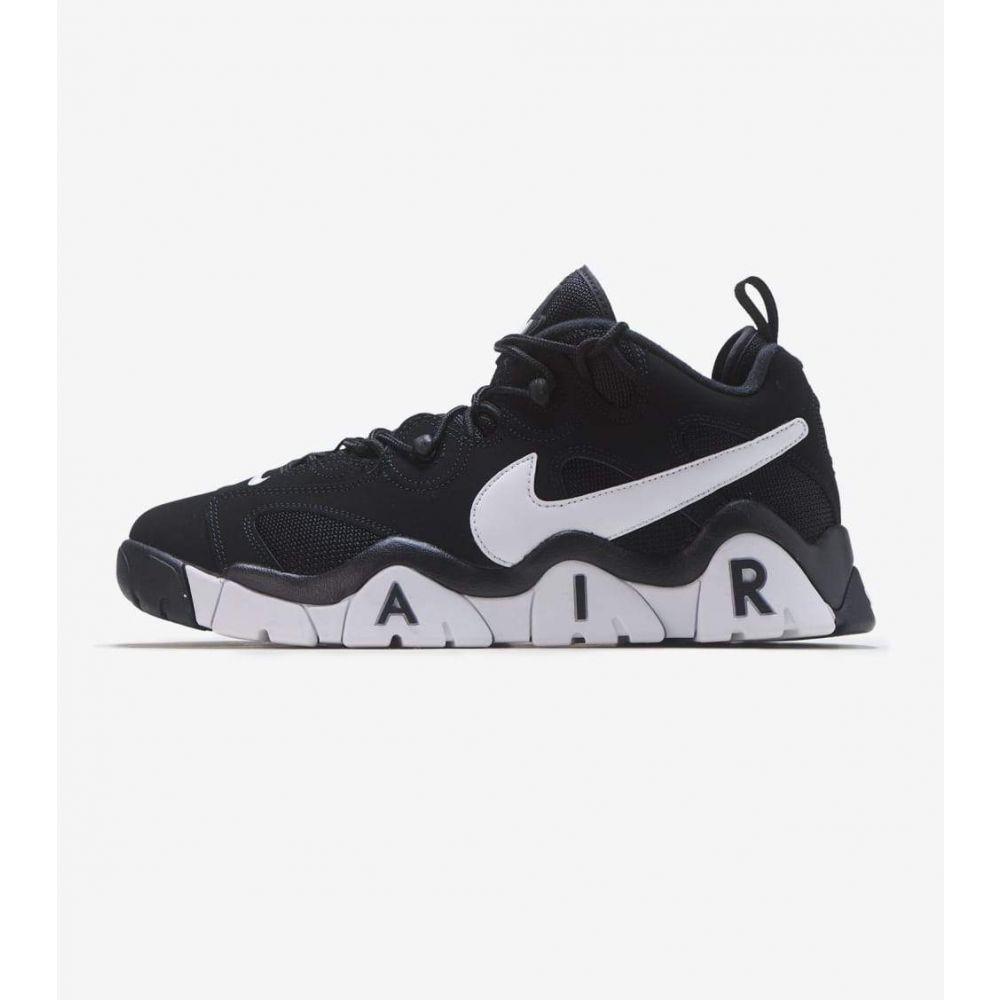 ナイキ Nike メンズ フィットネス・トレーニング シューズ・靴【Air Barrage Low】Black/White