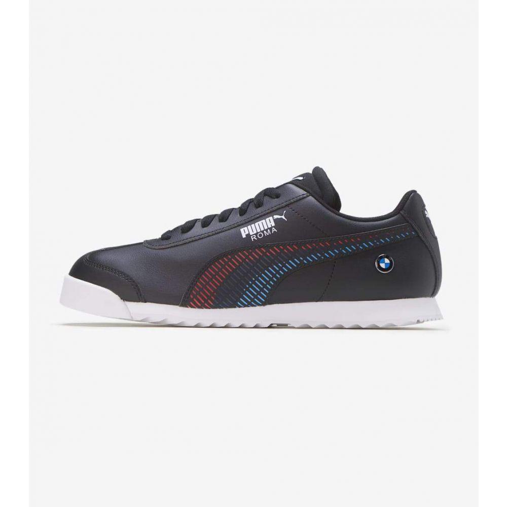 プーマ Puma メンズ シューズ・靴 【BMW Roma】Black/White/Red