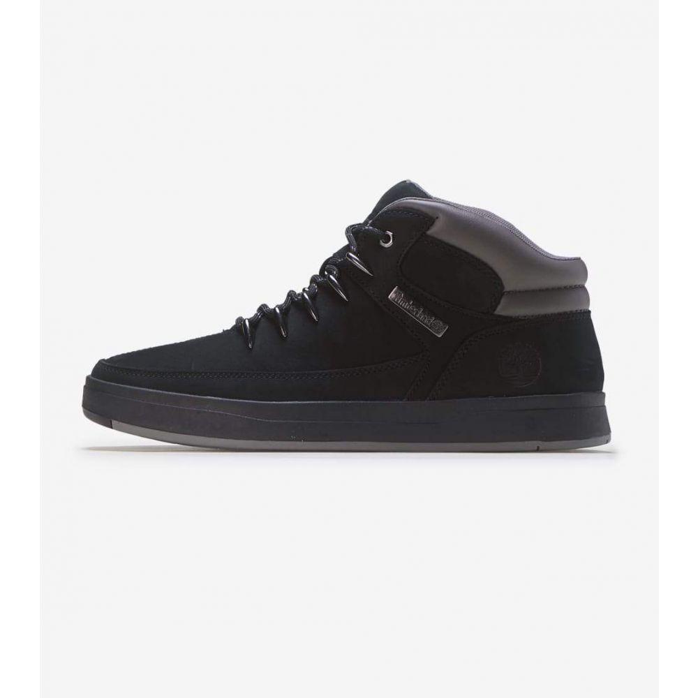 ティンバーランド Timberland メンズ ハイキング・登山 シューズ・靴【Davis Hiker】Black