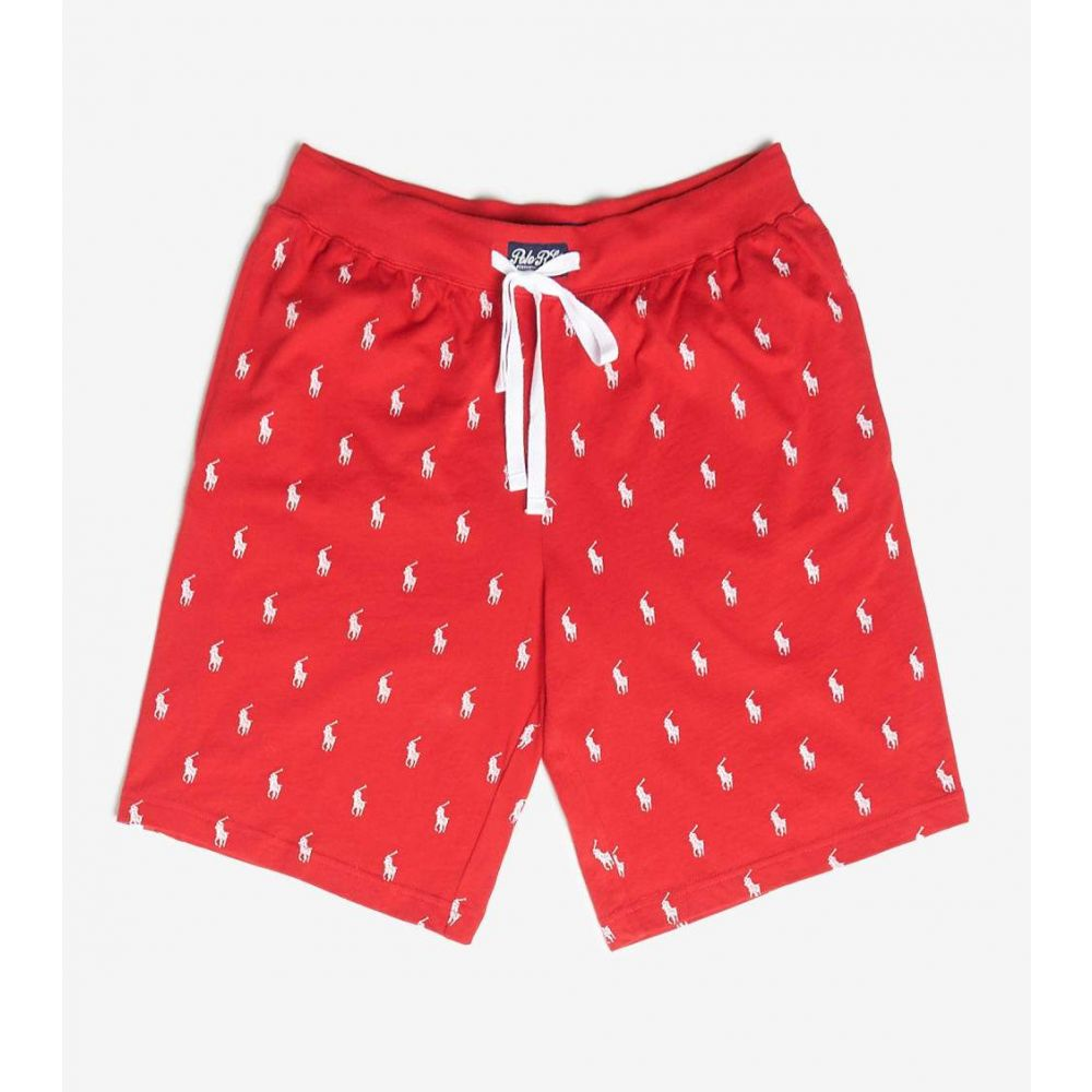 ポロ Polo メンズ ショートパンツ ボトムス・パンツ【Print Shirts】RL Red/Print