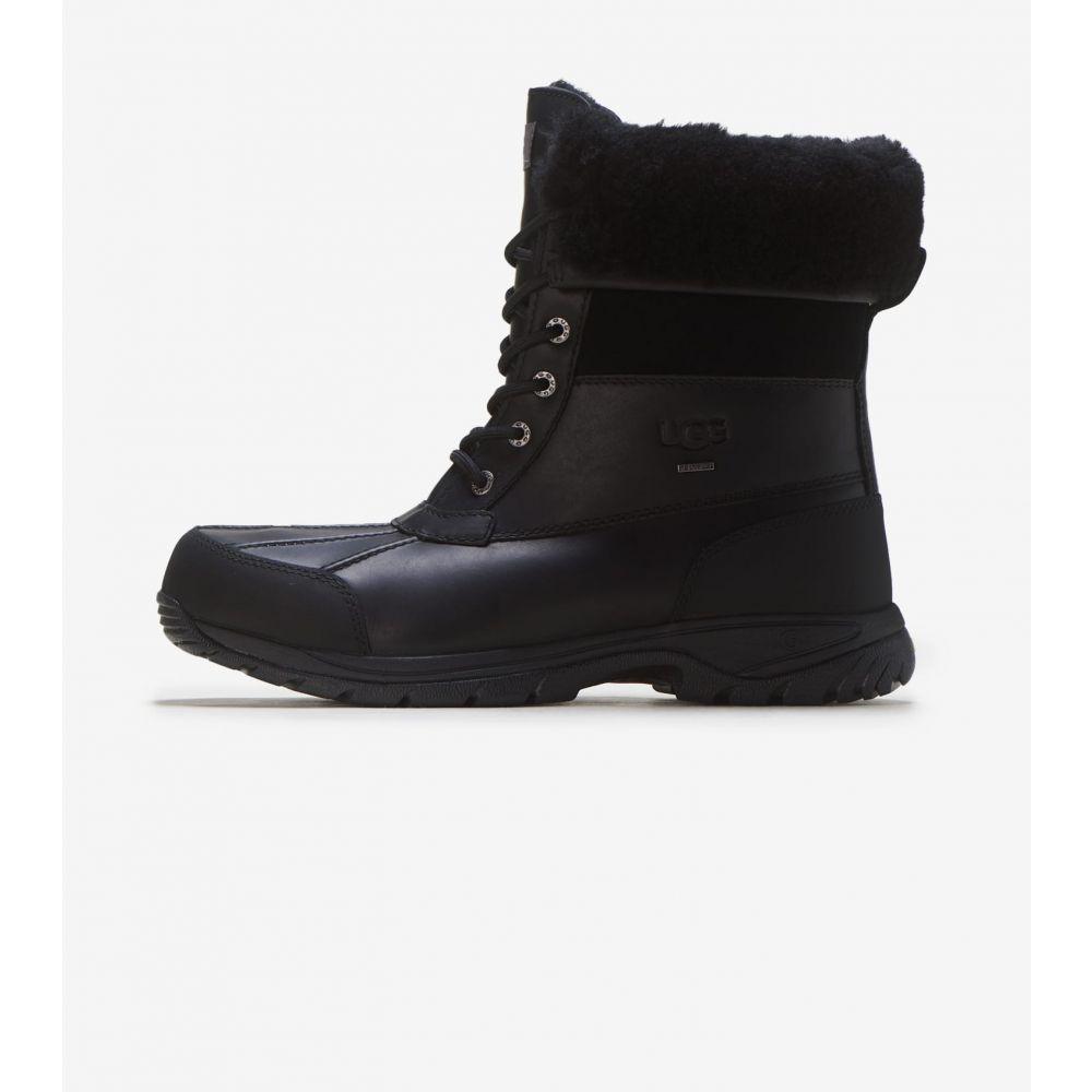 アグ Ugg メンズ ブーツ シューズ・靴【Butte】Black