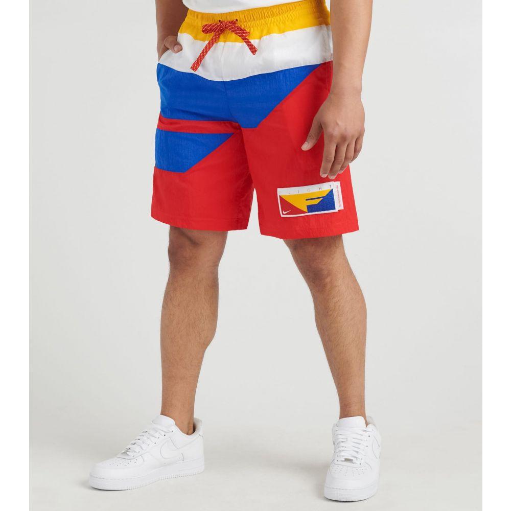 ナイキ Nike メンズ ショートパンツ ボトムス・パンツ【Flight Shorts】University Red/Game Royal/White