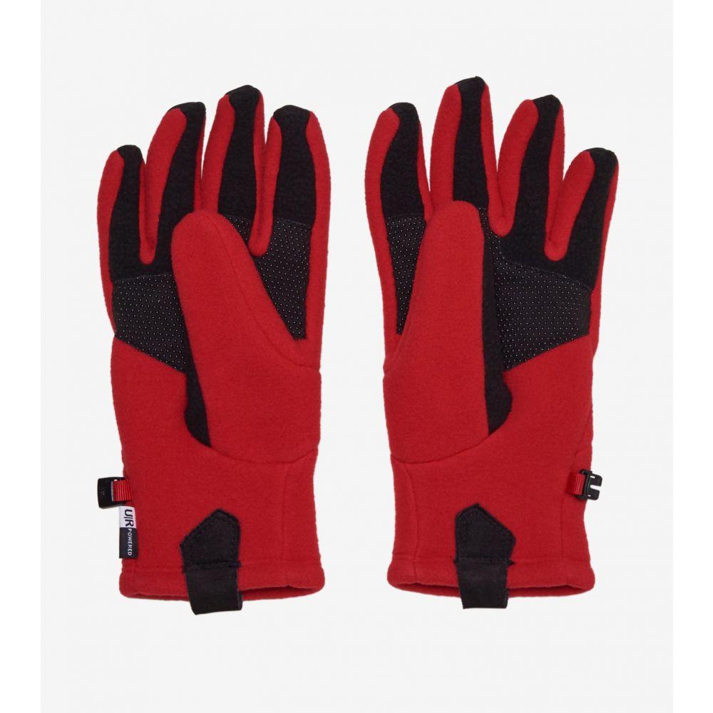 ザ ノースフェイス The North Face メンズ 手袋・グローブ 【Denali Etip Glove】Red