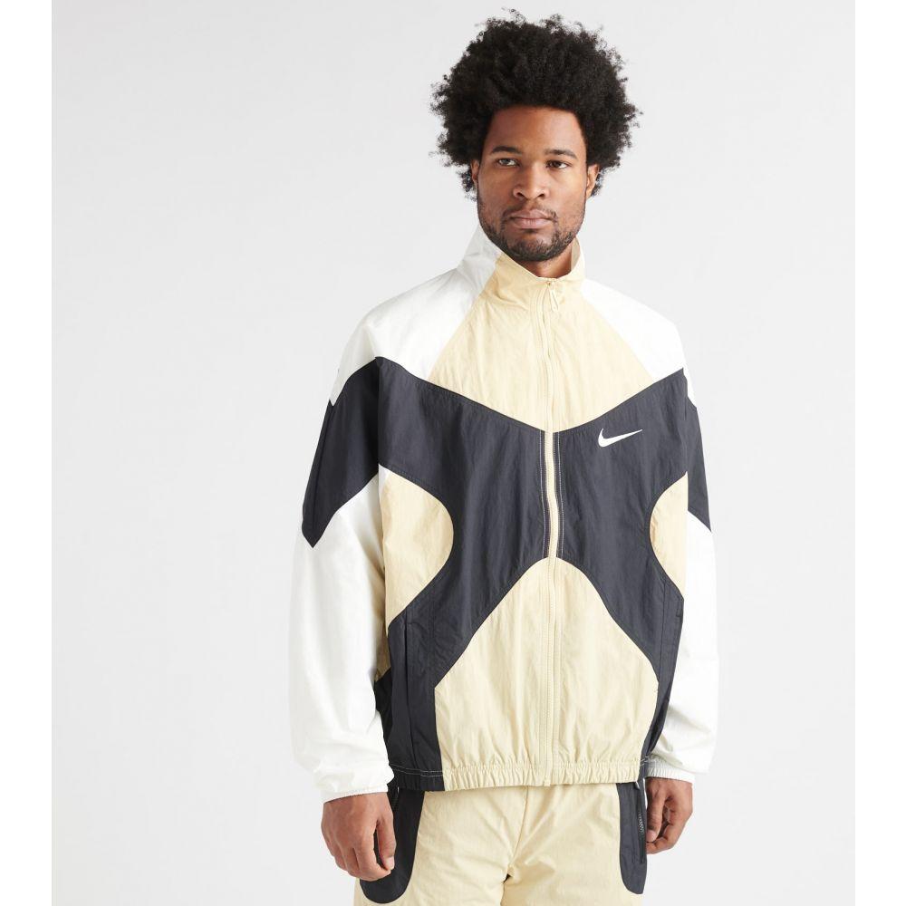 ナイキ Nike メンズ ジャケット アウター【NSW Re Issue Woven Jacket】Team Gold/Sail/Black/White