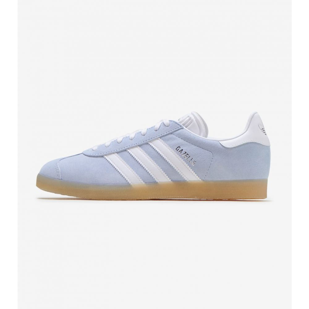 アディダス Adidas レディース スニーカー シューズ・靴【Gazelle】Periwinkle