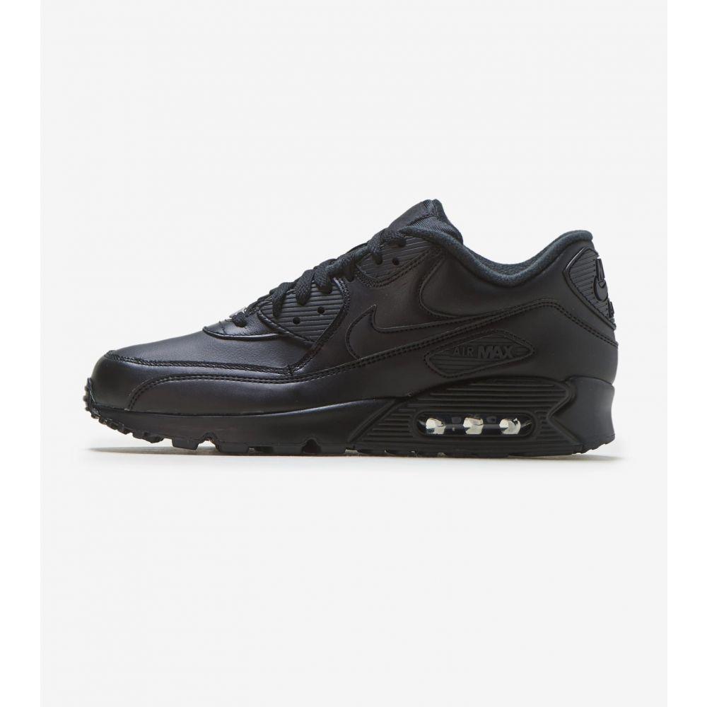 ナイキ Nike Sportswear メンズ スニーカー シューズ・靴【MAX 90 LO TOP SNEAKER】Black/Black