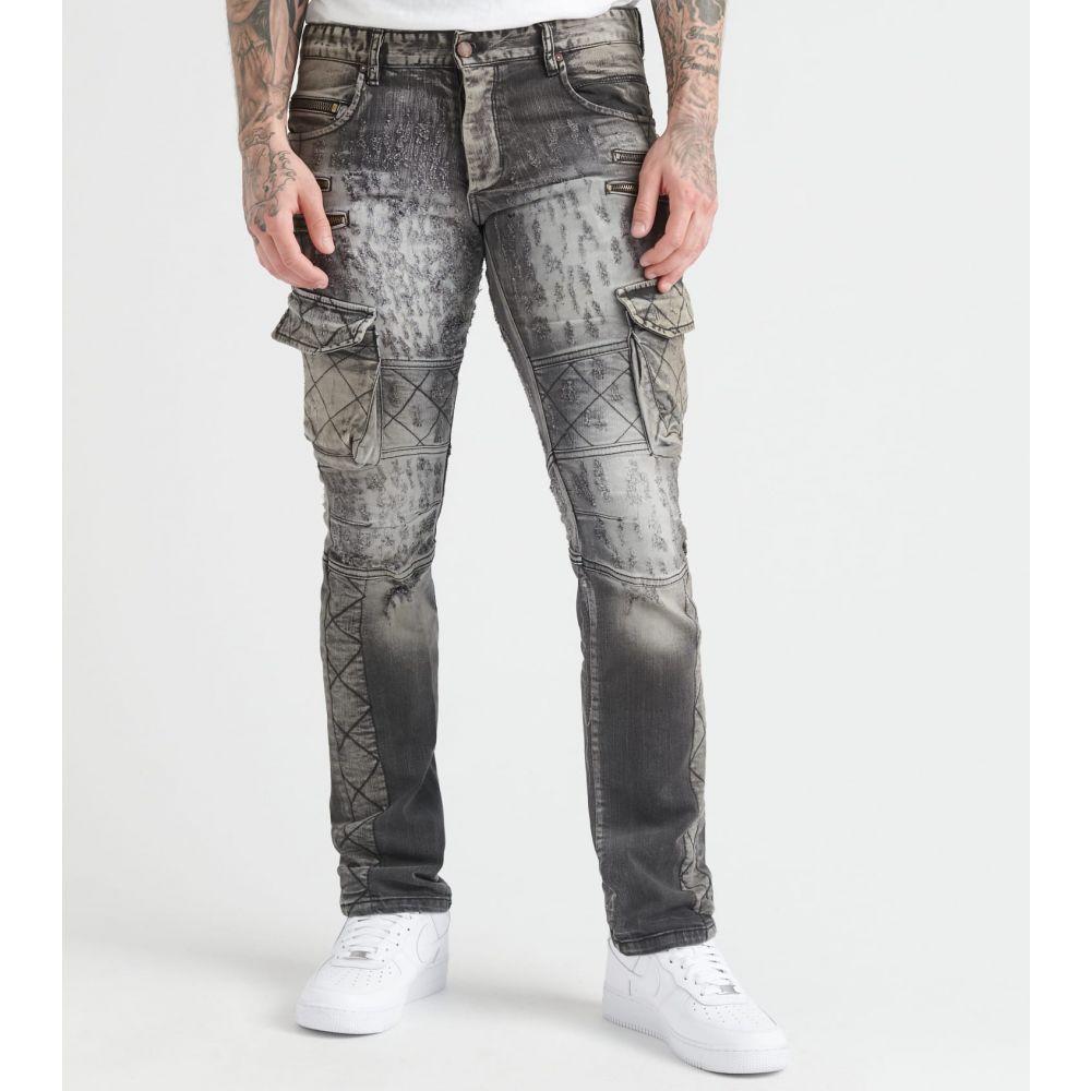 ロックスター Rock Star メンズ ジーンズ・デニム ボトムス・パンツ【Max Jeans】Black
