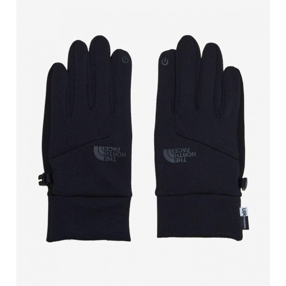 ザ ノースフェイス The North Face メンズ 手袋・グローブ 【Etip Glove】Black