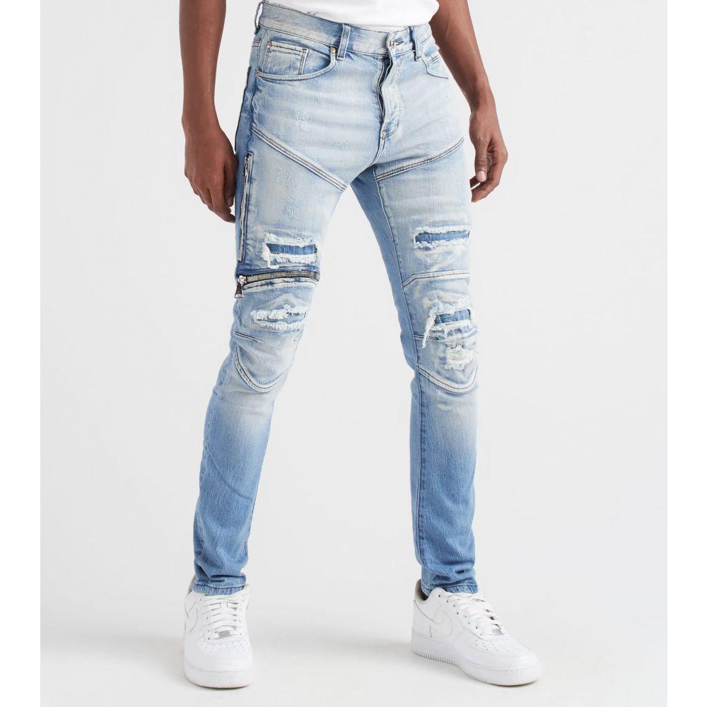 ロックスター Rock Star メンズ ジーンズ・デニム ボトムス・パンツ【Gunner Jeans】Gunner Med Blue