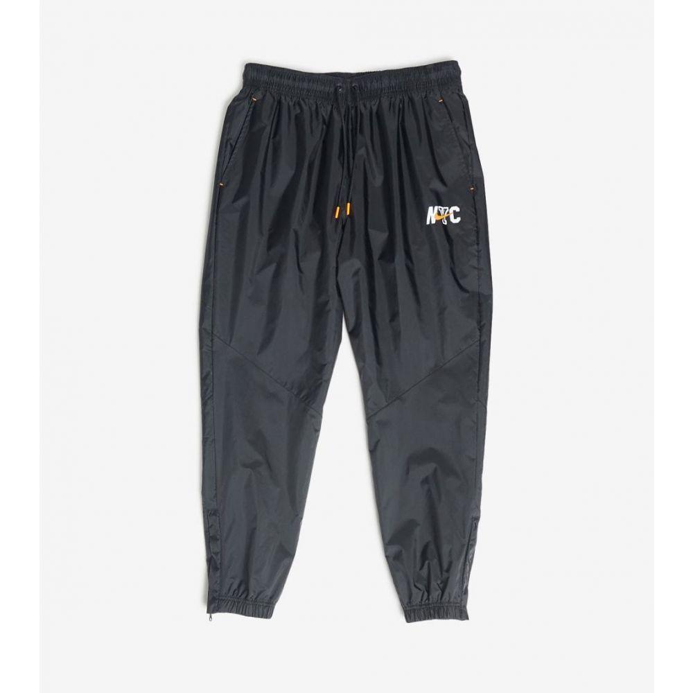 ナイキ Nike メンズ スウェット・ジャージ ボトムス・パンツ【NSW NYC Windrunner Pants】Black