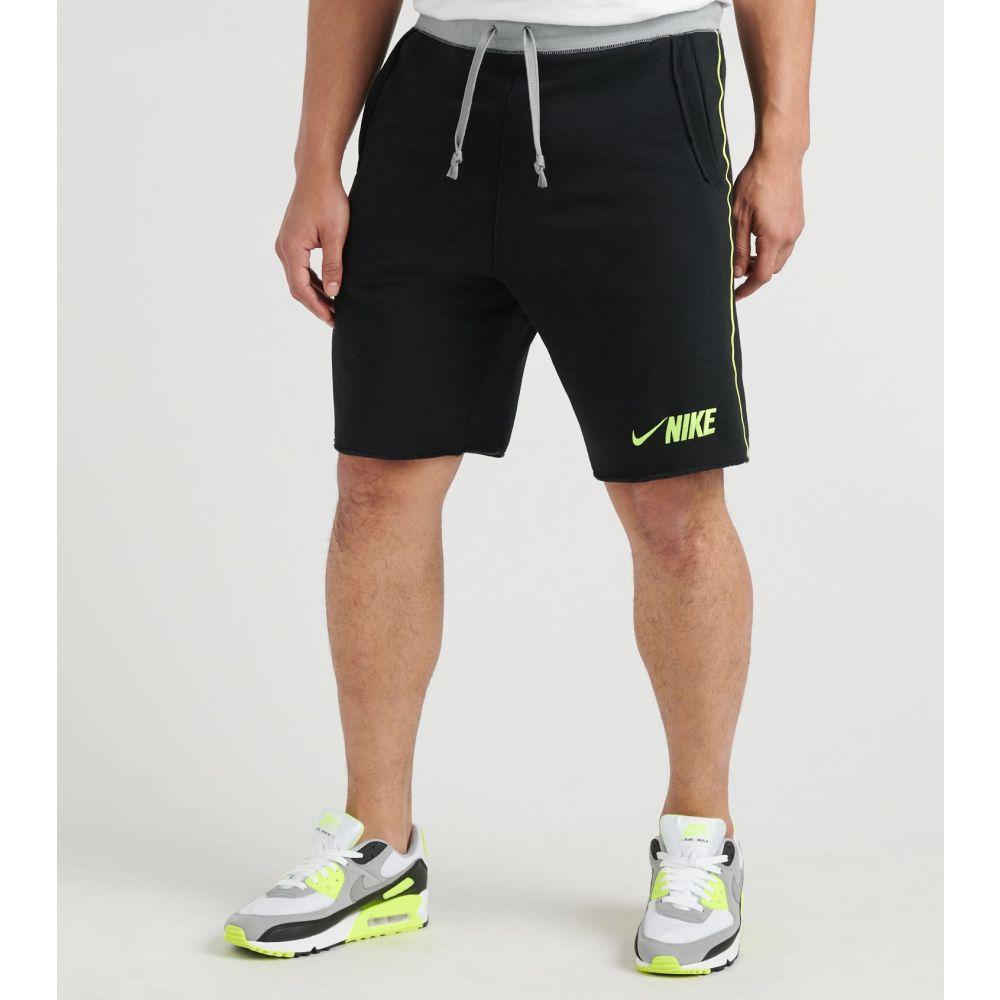 ナイキ Nike メンズ ショートパンツ ボトムス・パンツ【NSW Alumni Shorts】Black/Particle Grey