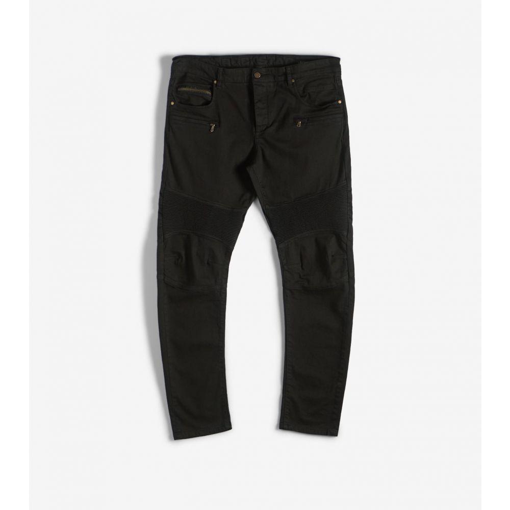 ロックスター Rock Star メンズ ジーンズ・デニム ボトムス・パンツ【Moto Jeans】Black