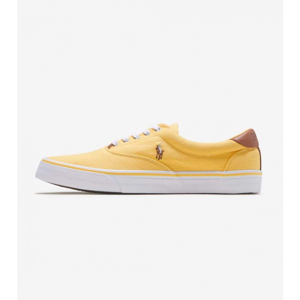 ラルフ ローレン Polo Footwear メンズ シューズ・靴 【Thorton】Yellow