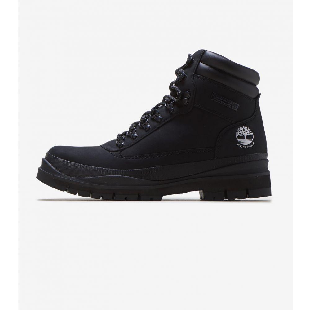 ティンバーランド Timberland メンズ シューズ・靴 【Field Trekker】Black/Black