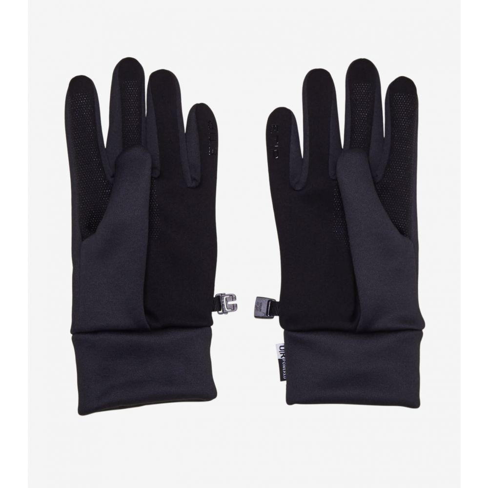 ザ ノースフェイス The North Face メンズ 手袋・グローブ 【Etip Hardface Glove】Black