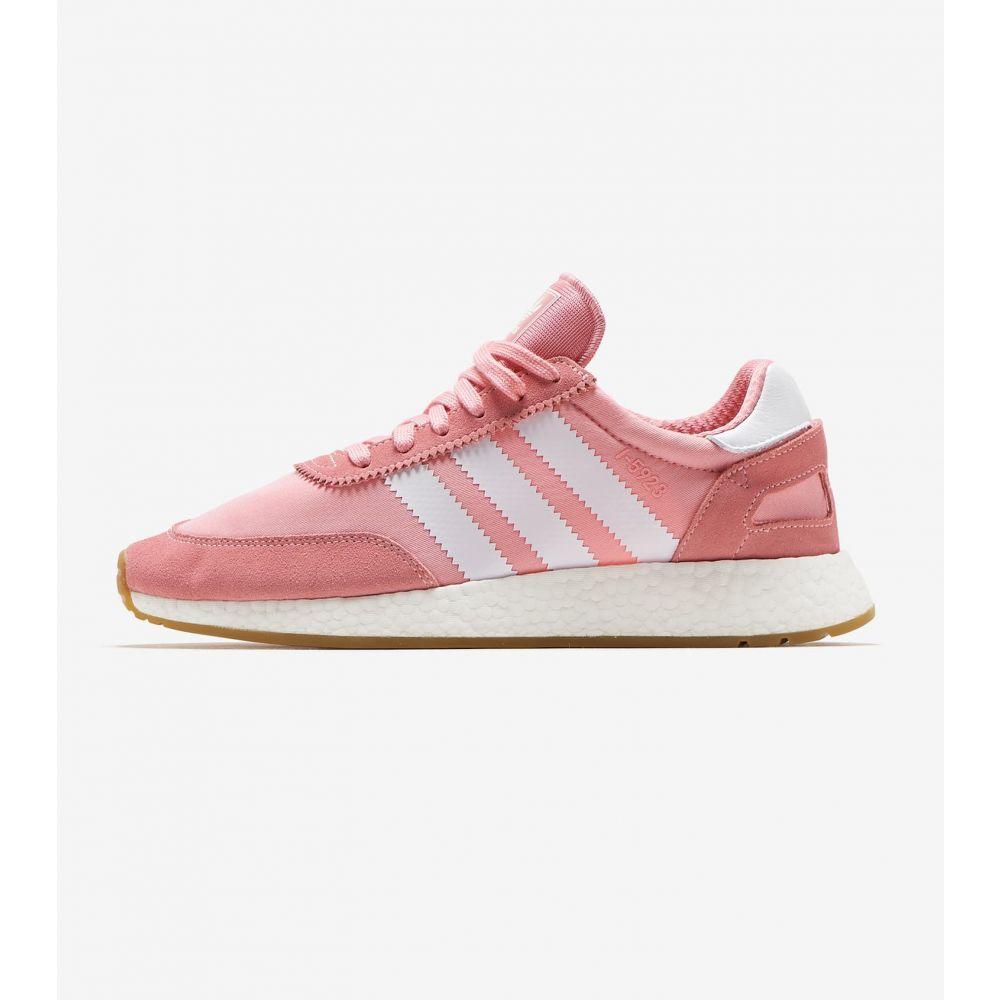 アディダス Adidas レディース ランニング・ウォーキング シューズ・靴【I-5923 Shoe】Pink