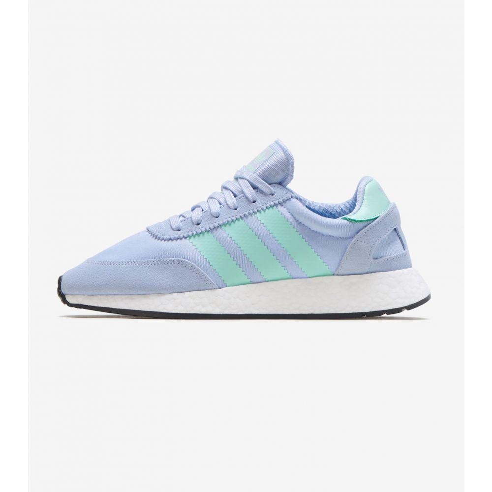 アディダス Adidas レディース ランニング・ウォーキング シューズ・靴【I-5923】Periwinkle/Clear Mint/Core Black