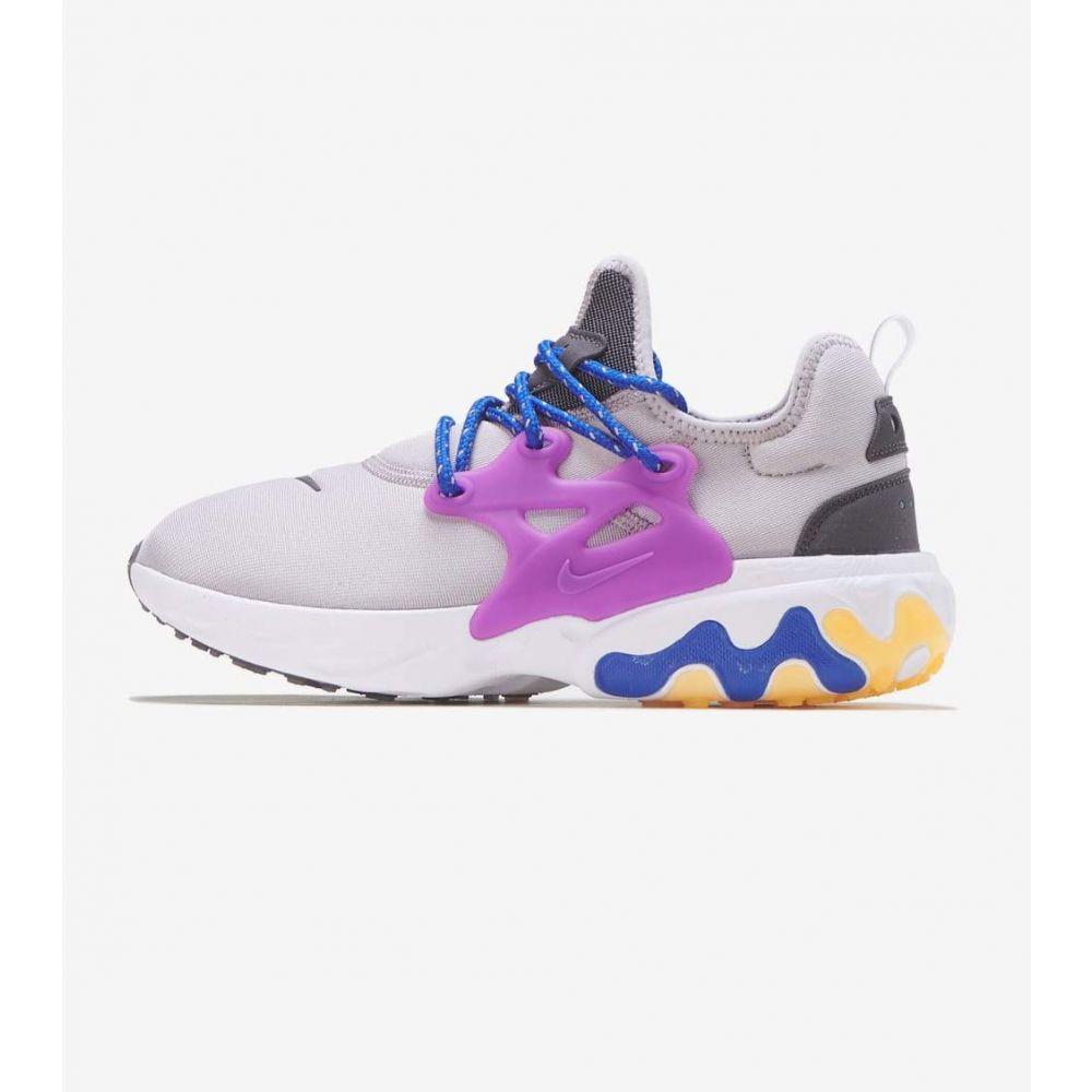 ナイキ Nike レディース ランニング・ウォーキング シューズ・靴【React Presto】Lilac/Purple/Blue