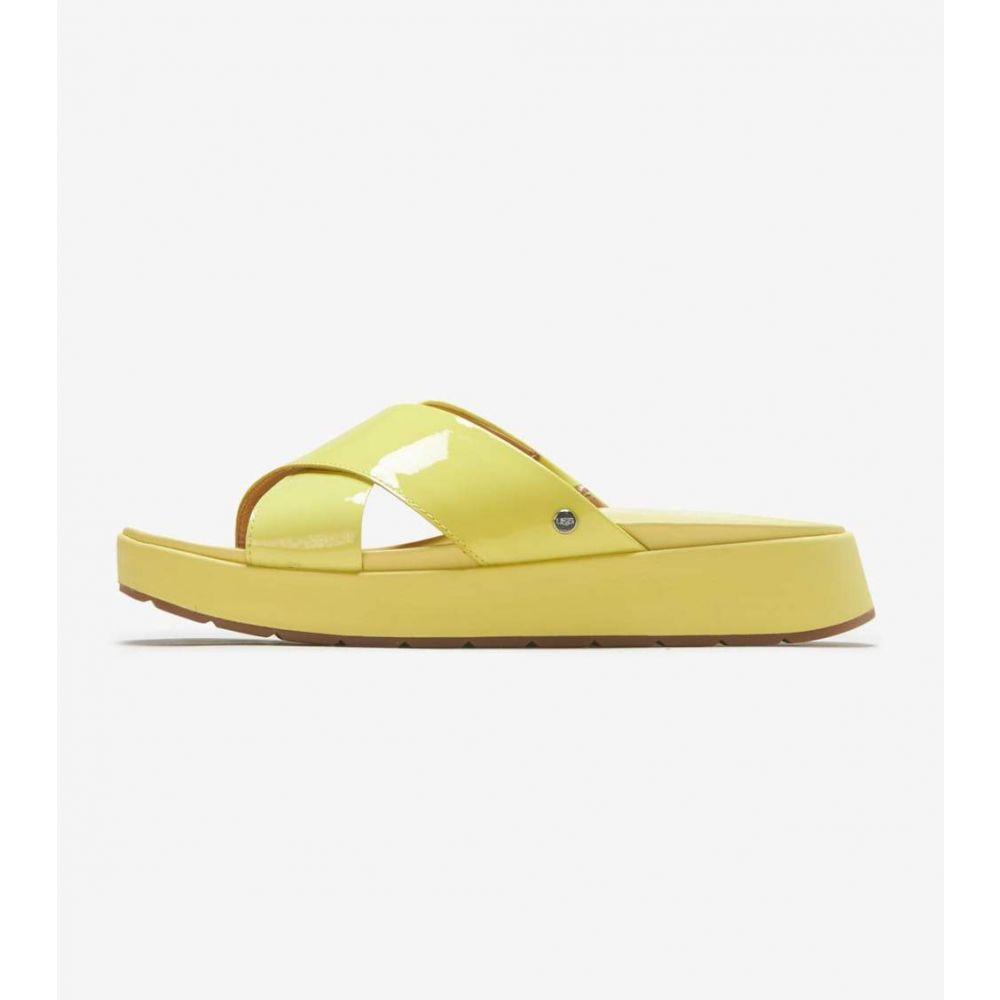 アグ Ugg レディース シューズ・靴 【Emily】Yellow