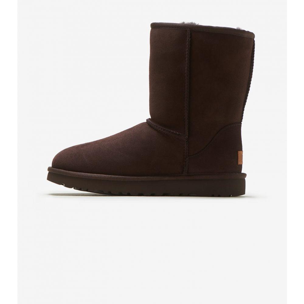 Short シューズ・靴【Classic II】Chocolate レディース Ugg アグ ブーツ
