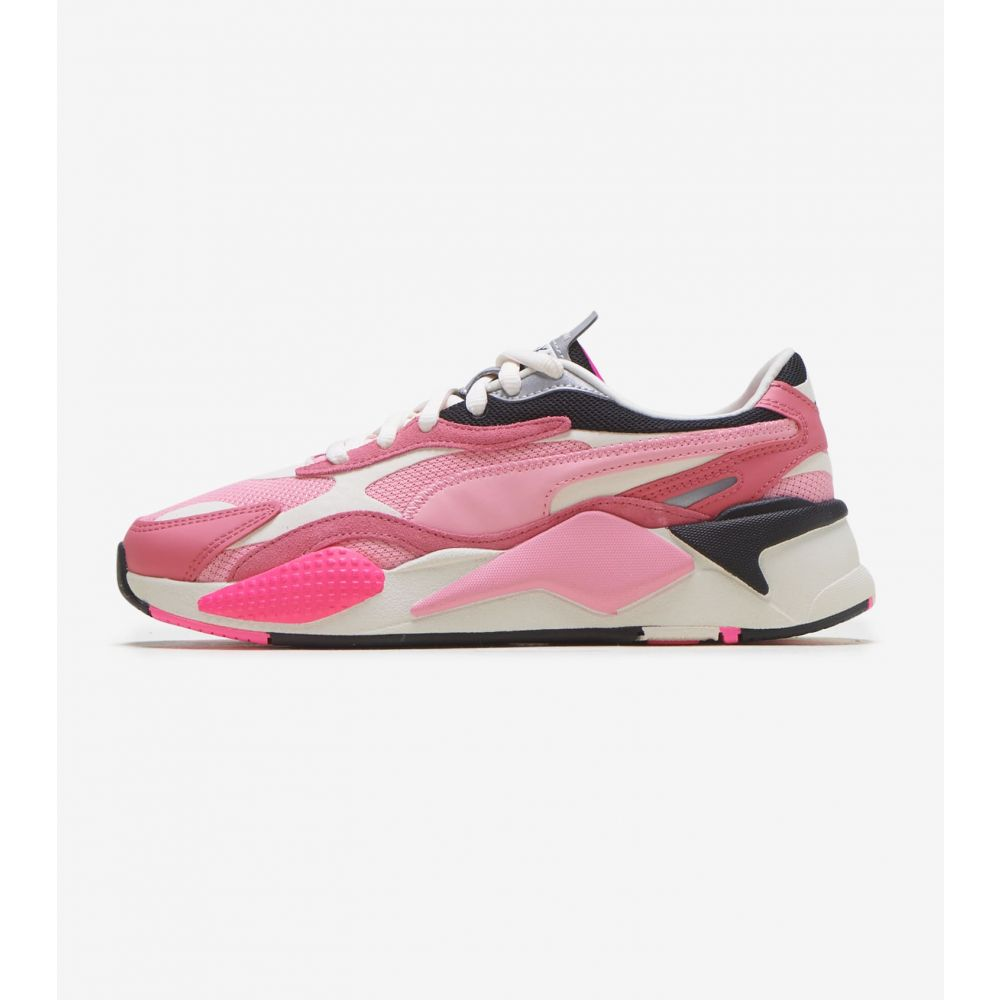 プーマ Puma レディース ランニング・ウォーキング シューズ・靴【RS-X3 Puzzle】Pink