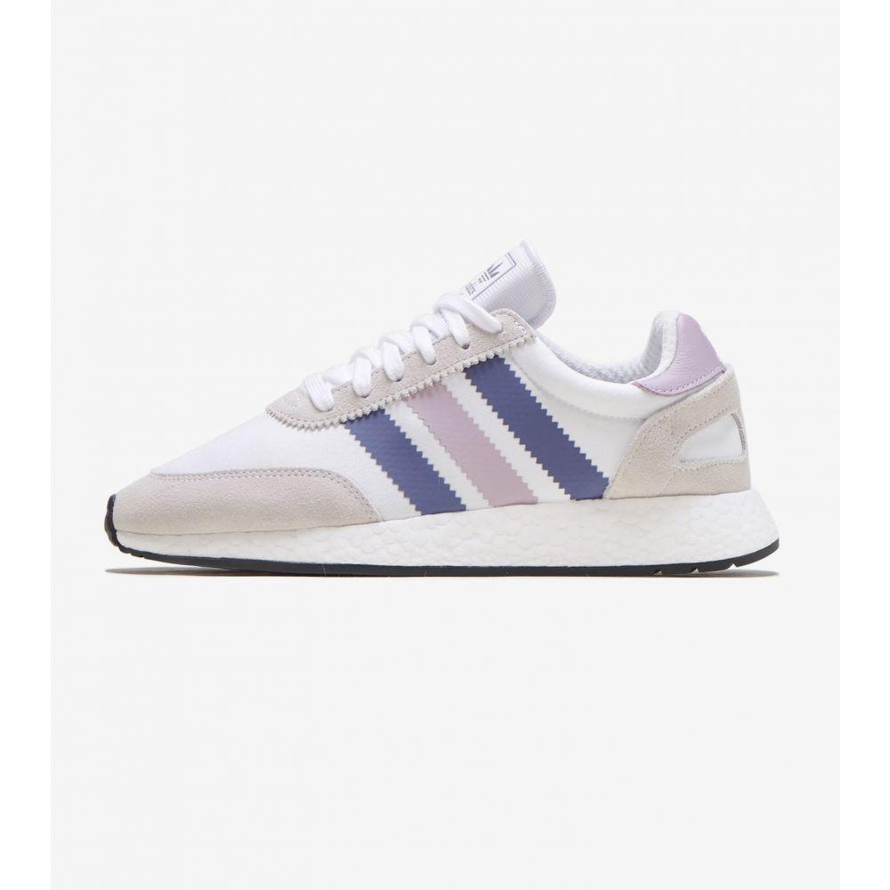 アディダス Adidas レディース ランニング・ウォーキング シューズ・靴【I-5923】Cloud White/Soft Vision/Cloud White