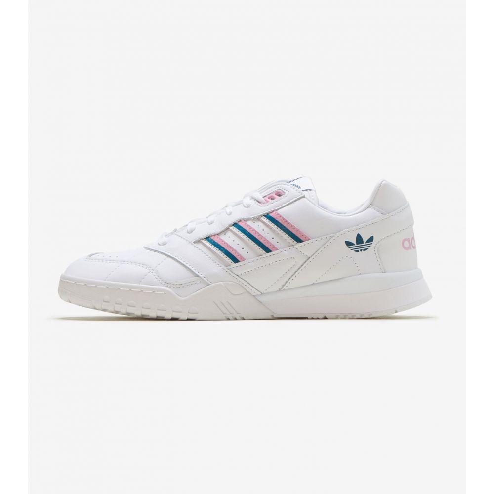 アディダス Adidas レディース フィットネス・トレーニング スニーカー シューズ・靴【A.R. Trainer】White