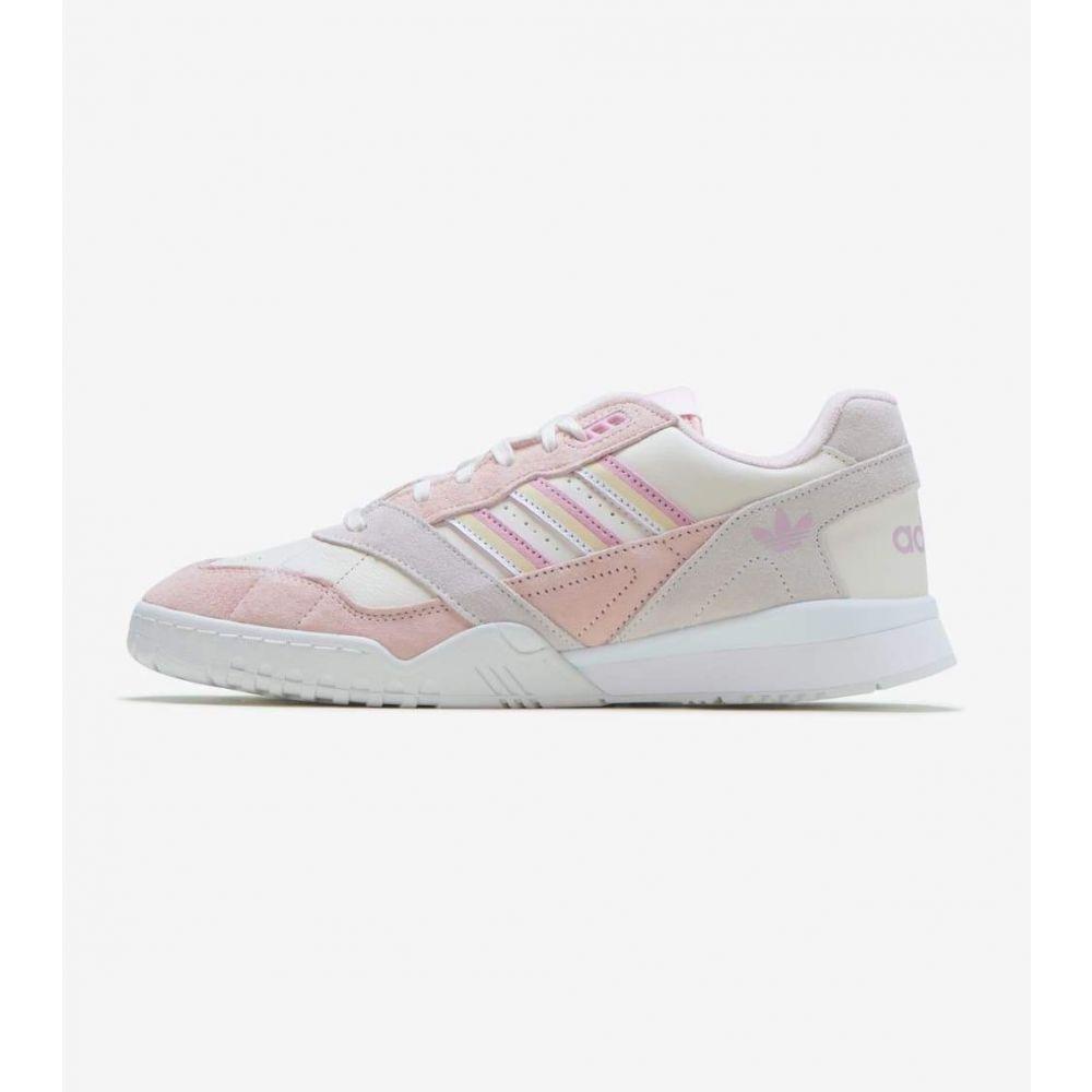アディダス Adidas レディース フィットネス・トレーニング スニーカー シューズ・靴【A.R. Trainer】Chalk