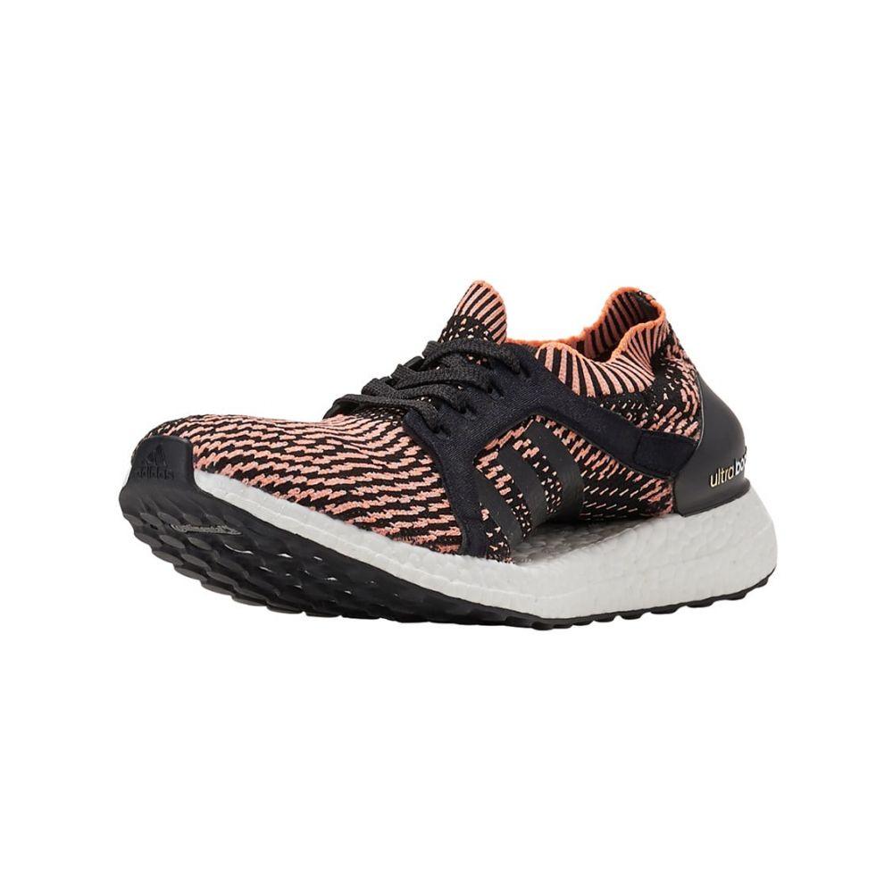 アディダス Adidas レディース ランニング・ウォーキング シューズ・靴【UltraBOOST X】Black/Orange