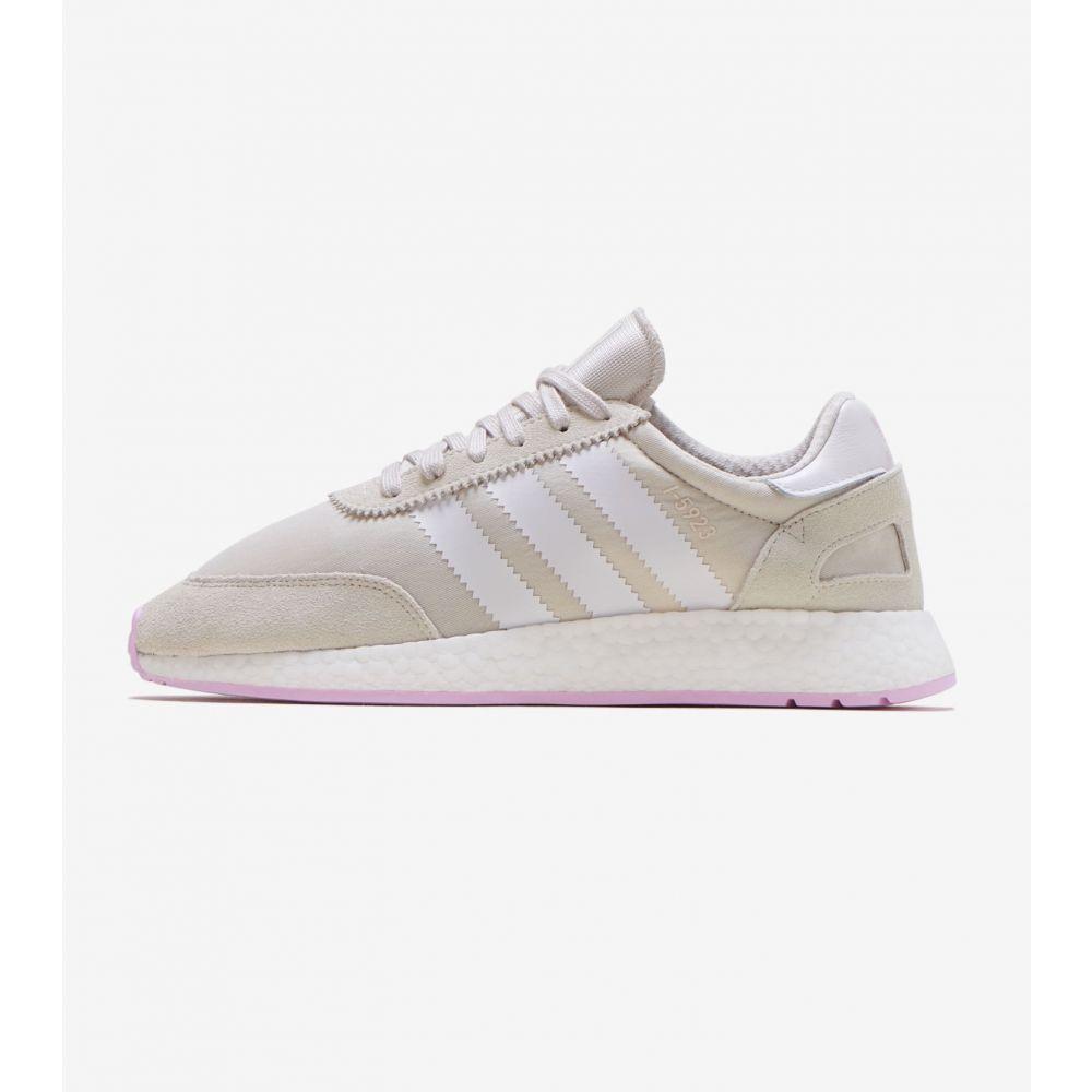 アディダス Adidas レディース ランニング・ウォーキング シューズ・靴【I-5923 Shoe】Brown/White