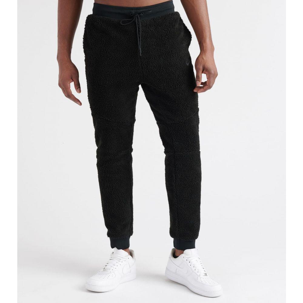 ナイキ Nike メンズ スウェット・ジャージ ボトムス・パンツ【tech icon windrunner pant】Black/Black