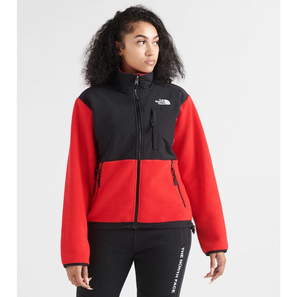 ザ ノースフェイス The North Face レディース ジャケット アウター【95 retro denali jacket】The North Face Red
