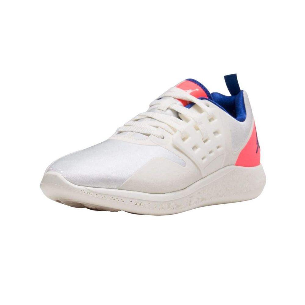 ナイキ ジョーダン Jordan メンズ フィットネス・トレーニング シューズ・靴【Grind】White/Racer Blue