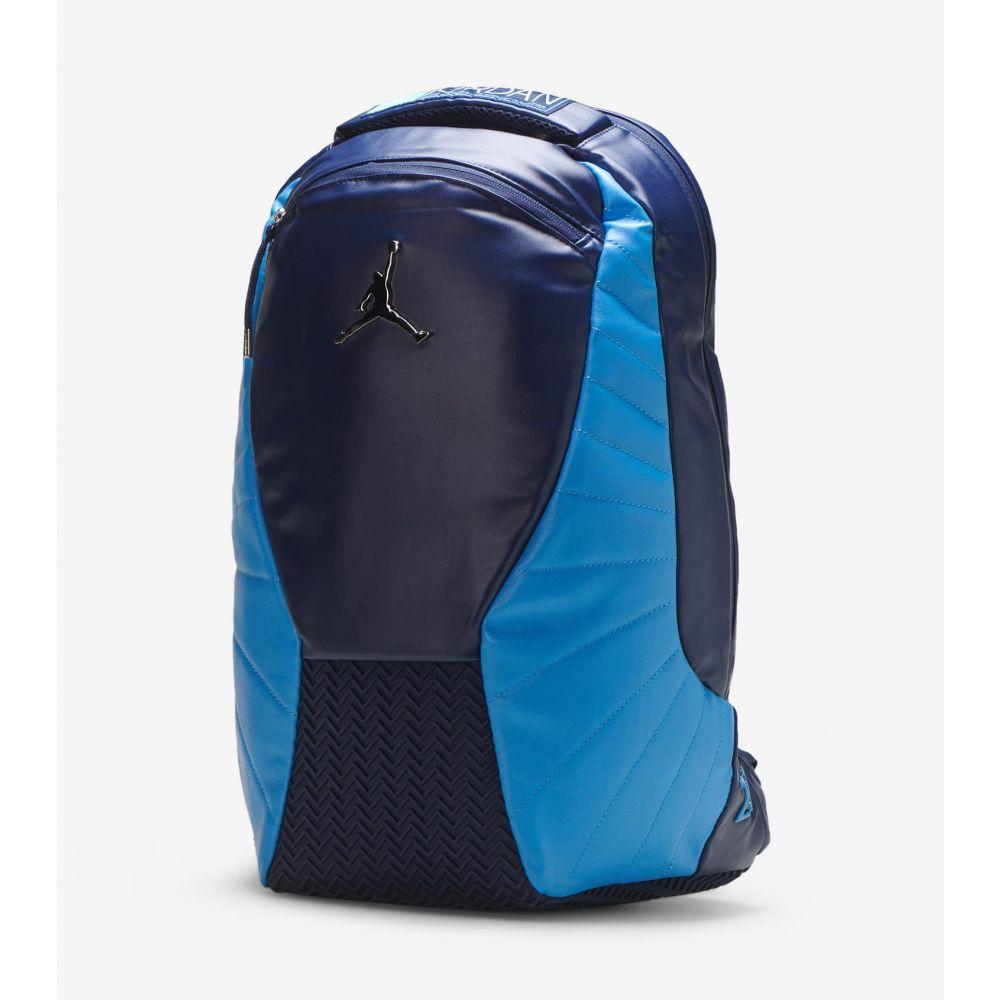 ナイキ ジョーダン Jordan メンズ バックパック・リュック バッグ【Retro 12 Backpack】Navy