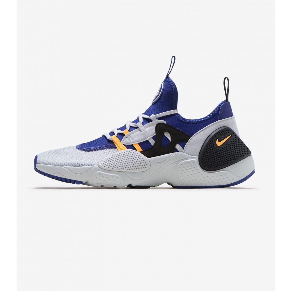 ナイキ Nike メンズ ランニング・ウォーキング シューズ・靴【Huarache E.D.G.E. TXT】Deep Royal Blue/Laser Orange