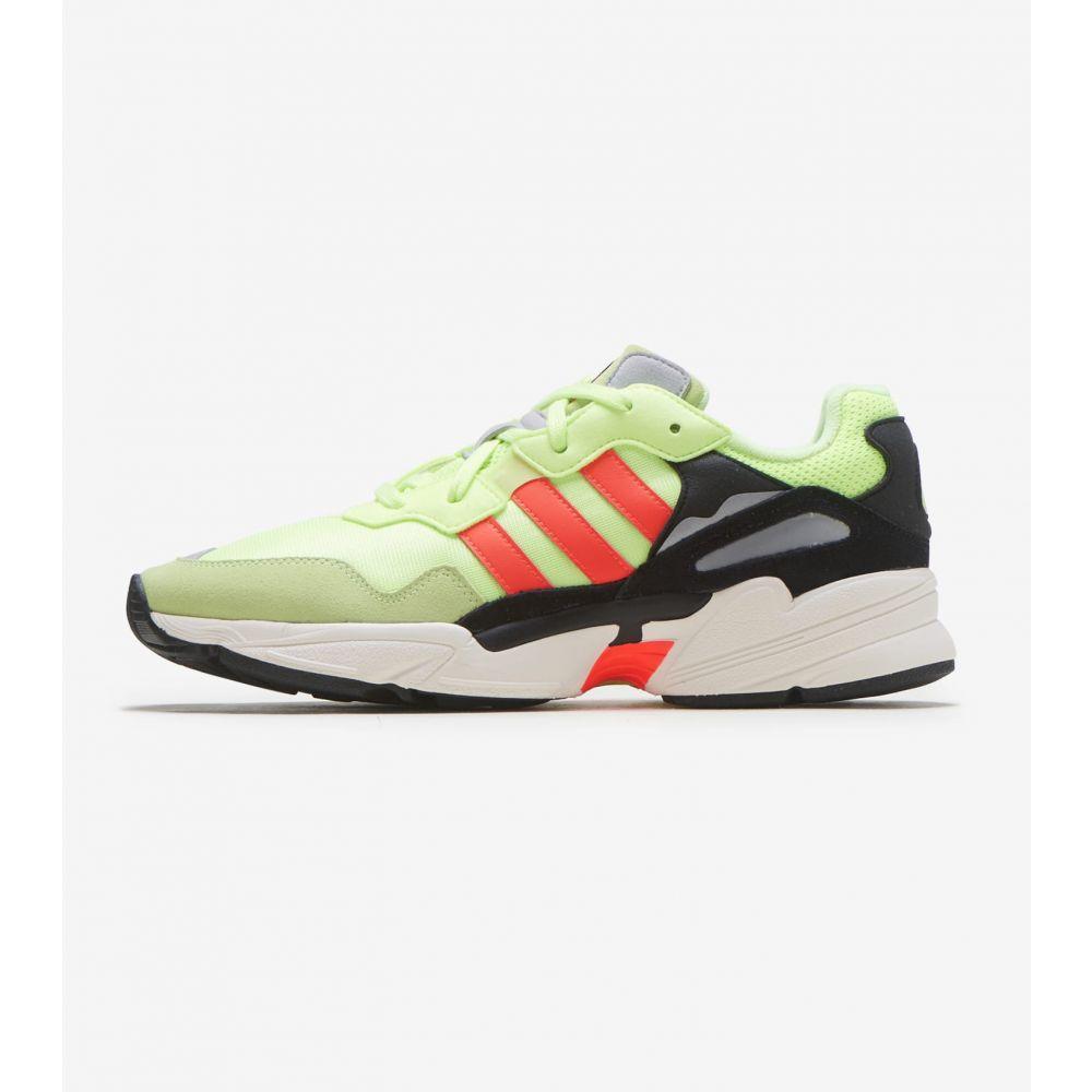 アディダス Adidas メンズ ランニング・ウォーキング シューズ・靴【Yung-96】Grey Two/Grey Two/Grey Three