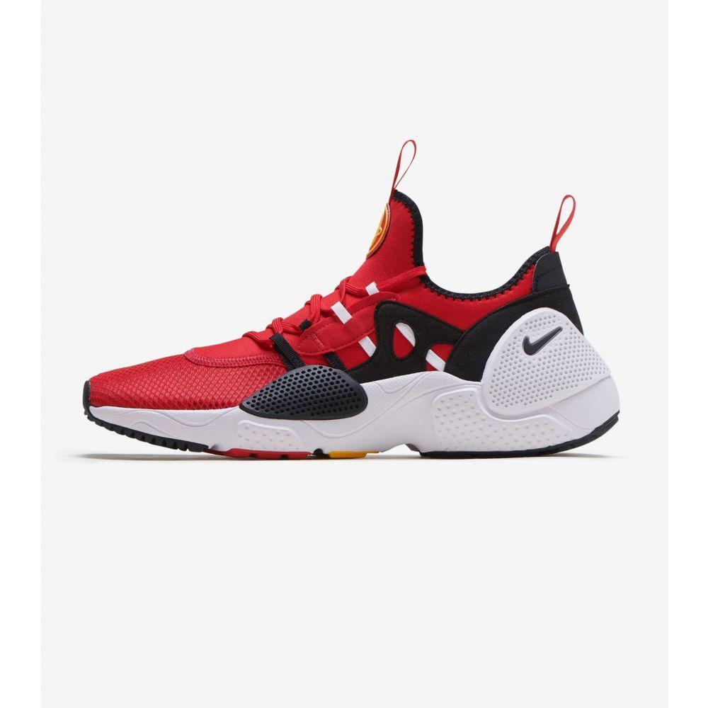 ナイキ Nike メンズ ランニング・ウォーキング シューズ・靴【Huarache E.D.G.E. TXT】University Red/Black-Amarillo