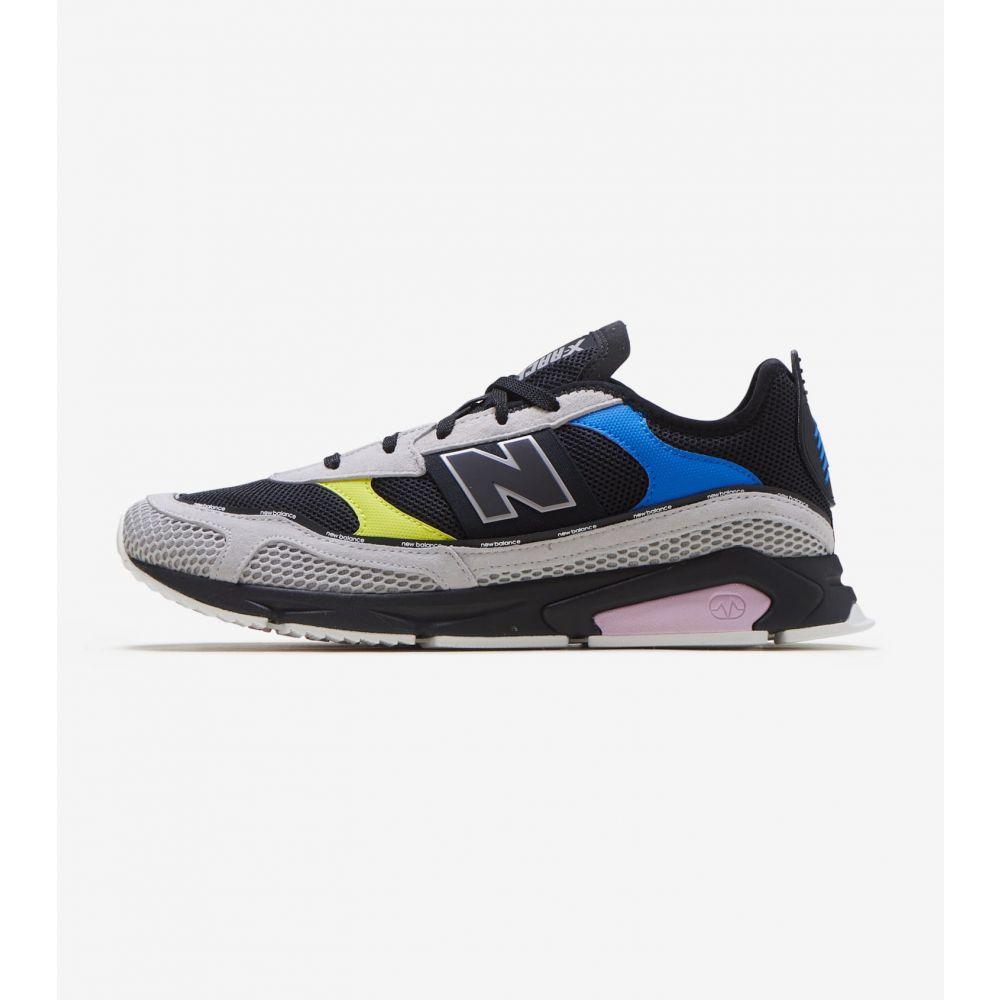ニューバランス New Balance メンズ ランニング・ウォーキング シューズ・靴【X-Racer】Rain Cloud/Black
