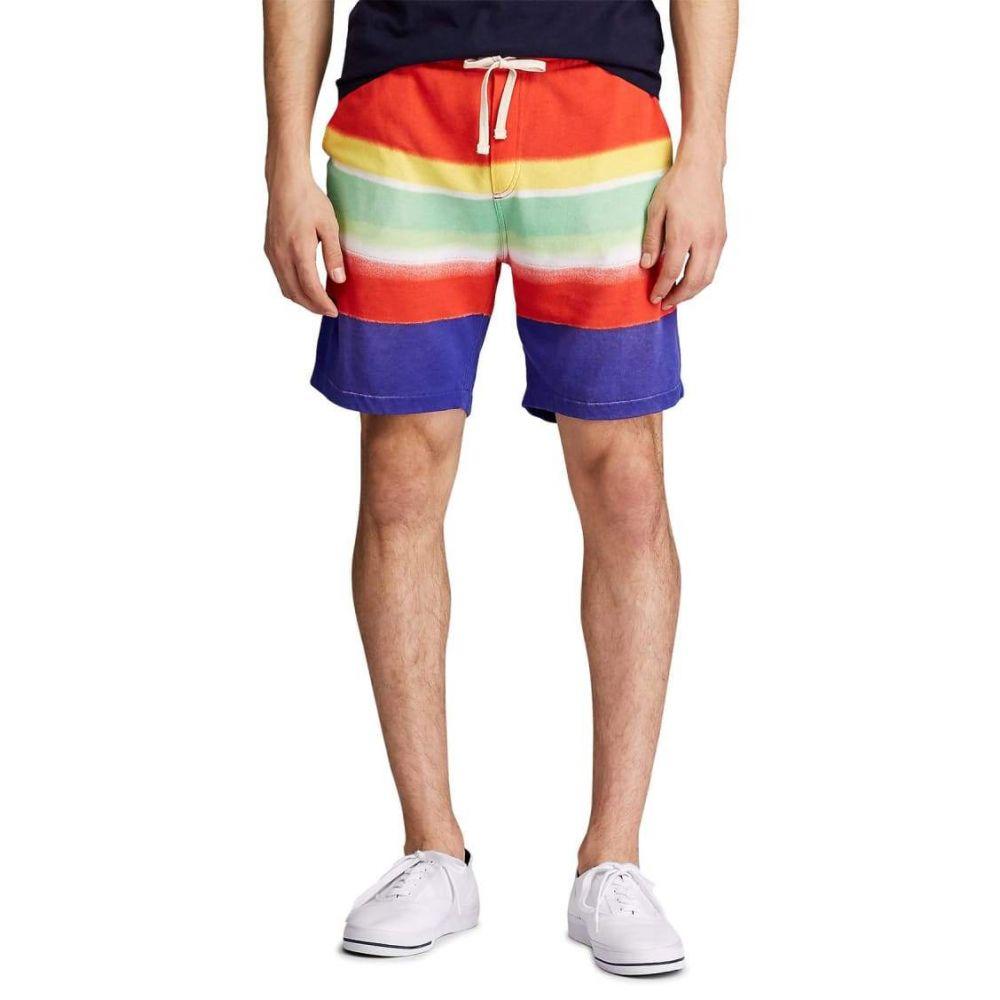 ラルフ ローレン Polo Ralph Lauren メンズ ショートパンツ ボトムス・パンツ【Spectra French Terry Short】Spectra Stripe (Multi)