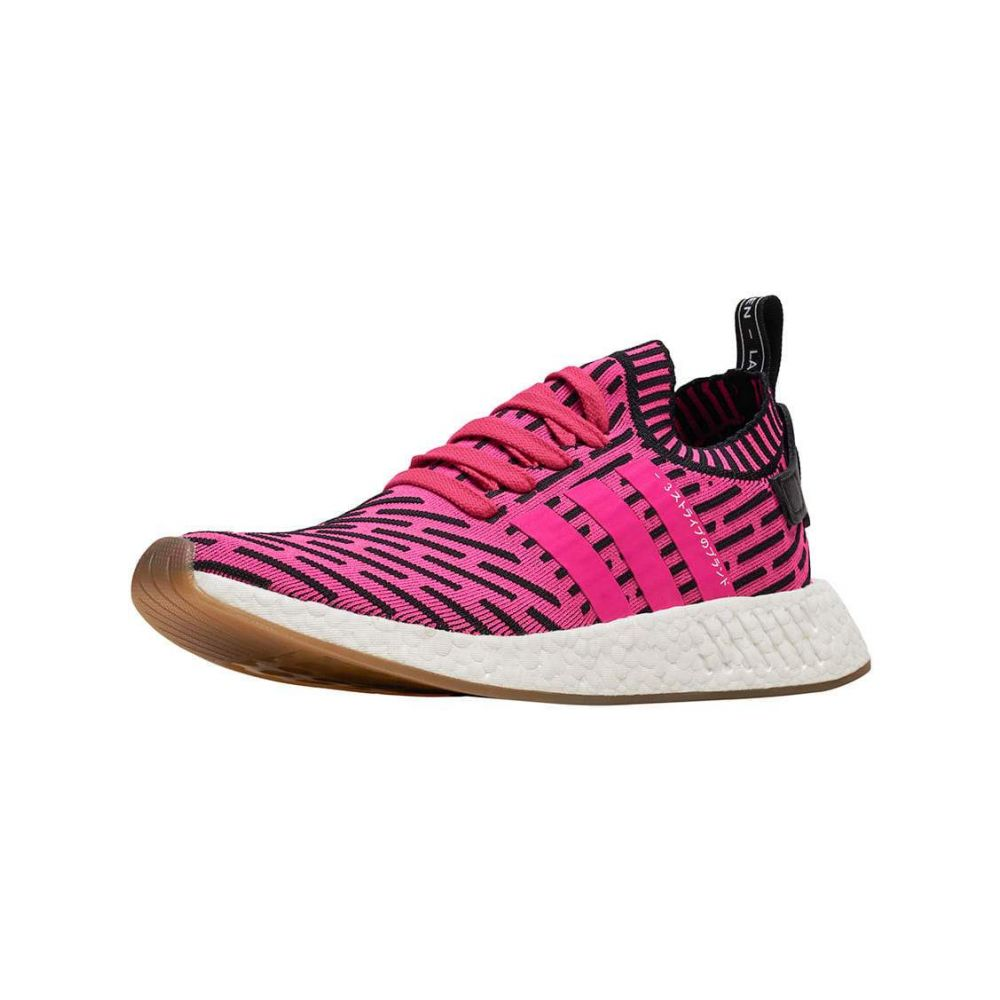 アディダス Adidas メンズ ランニング・ウォーキング シューズ・靴【NMD_R2 PK】Pink/Pink/Black