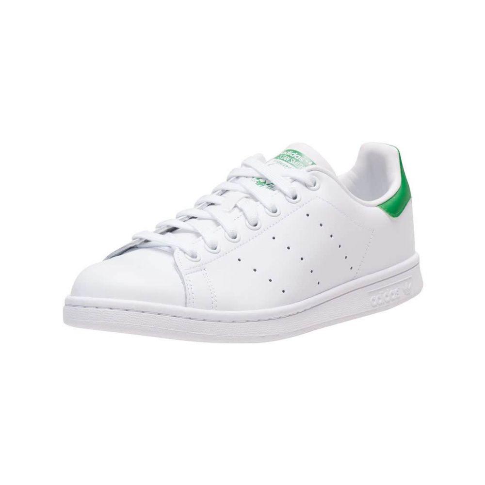 アディダス Adidas メンズ スニーカー スタンスミス シューズ・靴【STAN SMITH SNEAKER】White/White/Fairway